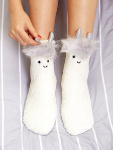 Animal Pattern Socks - Truly Yours, Fashion
