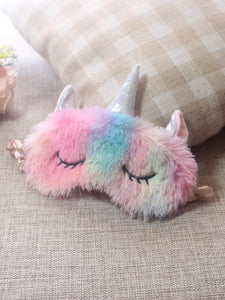 Unicorn Plush Eye mask - Truly Yours, Fashion