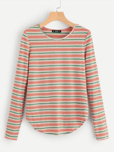 Striped Top - Truly Yours, Fashion