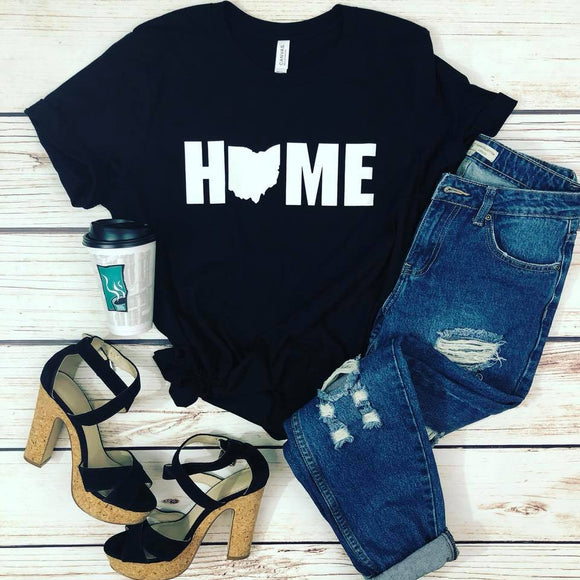 Home Tee - Truly Yours, Fashion