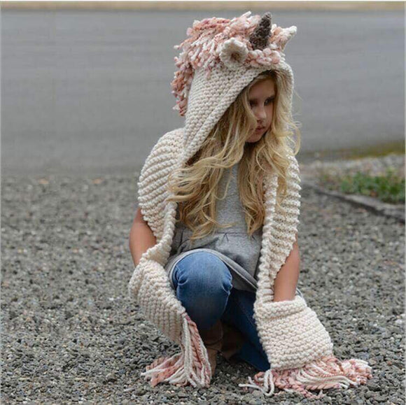 The Princess Unicorn Scarf - Truly Yours, Fashion