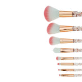 8 PCS Unicorn Makeup Brushes - Truly Yours, Fashion