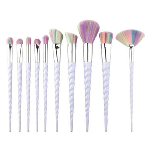 Unicorn Makeup Brushes - Truly Yours, Fashion