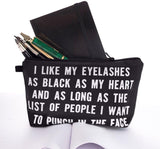 Makeup Bag - Truly Yours, Fashion