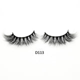 HOLLYWOOD 3D Mink Lashes - Truly Yours, Fashion
