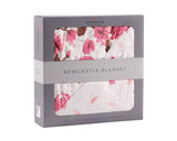Cherry Blossom Newcastle Blanket - Truly Yours, Fashion