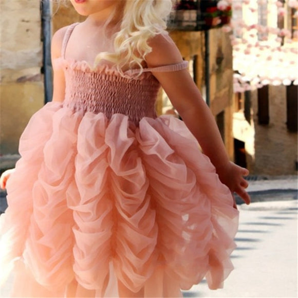 Princess Layered Dress