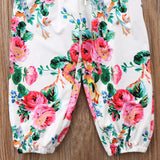 Floral Summer Jumpsuit - Truly Yours, Fashion
