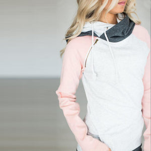 "The ""Isabel"" Double Hooded Sweater - Truly Yours, Fashion"