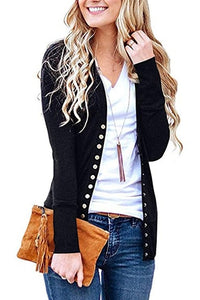 "The ""Rachel"" Button Up Cardigan - Truly Yours, Fashion"