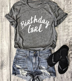 Birthday Girl Tee - Truly Yours, Fashion