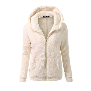 "The ""Amber"" Fleece Jacket - Truly Yours, Fashion"