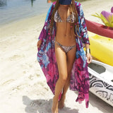 Colorful Swimsuit Cover - Truly Yours, Fashion