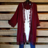 "The ""Lilly Ann"" Kimono - Truly Yours, Fashion"