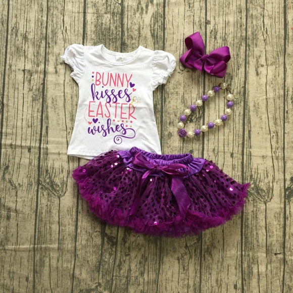 Easter Bunny Kisses Wishes Set with Accessories - Truly Yours, Fashion
