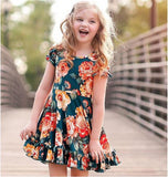 Floral Sundress - Truly Yours, Fashion
