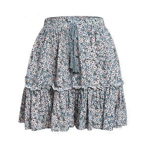Casual High Waisted Skirt - Truly Yours, Fashion