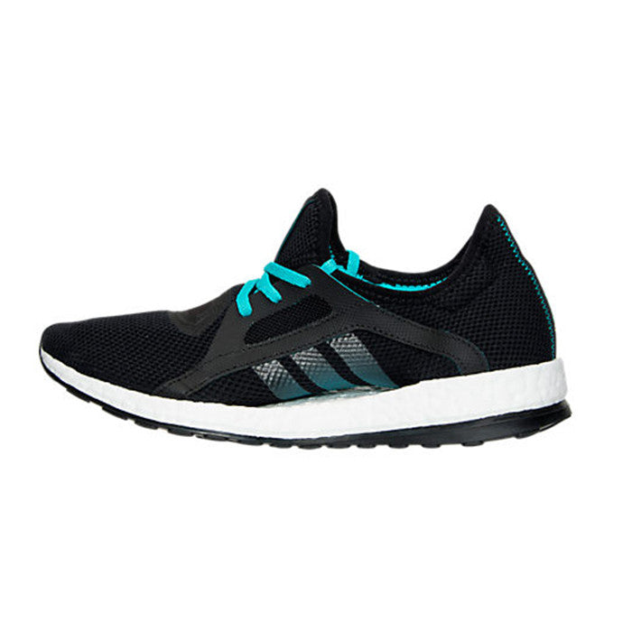 61e74040d Women s Pure Boost X - Black   Shock Green – King Of The North