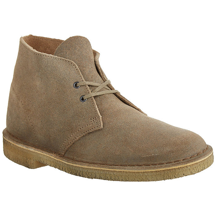 men s desert casual boot taupe distressed suede king of the north