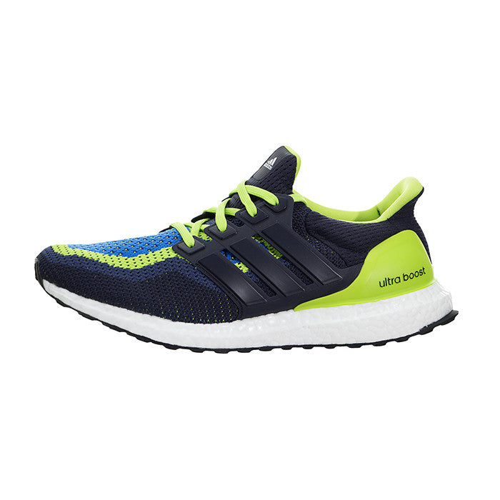 e6d73ea7c Men s Ultra Boost - Lime   Navy – King Of The North