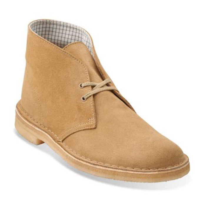 Desert Boot Oakwood Suede King Of The North