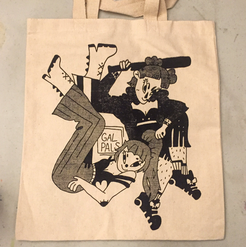 Vincy Lim Tote Bag Gal Pals