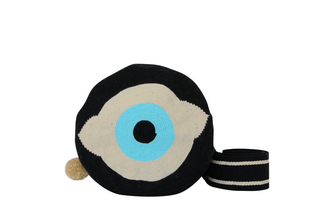 Introducing: The Evil Eye Mochila Collection