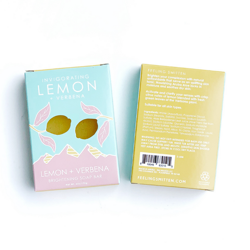 Lemon Purifying Soap Bar