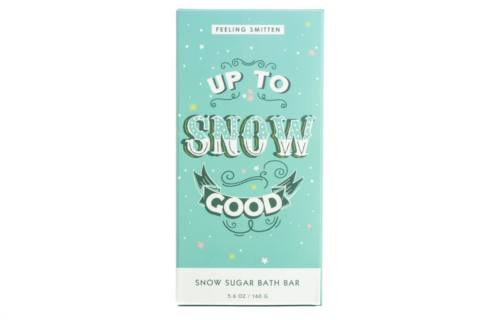 Up to Snow Good Rainbow Bath Bar