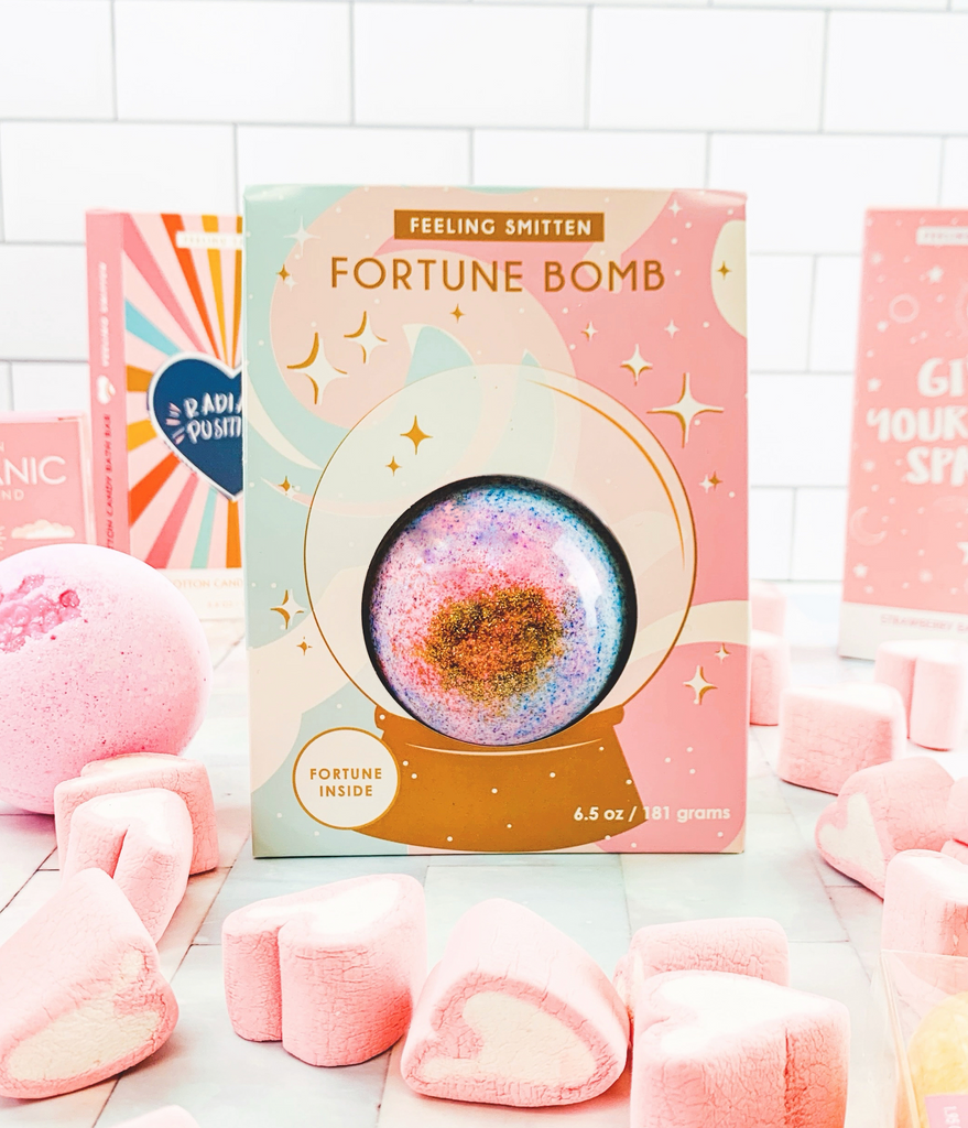 Fortune Bath Bomb  - Fortune Inside
