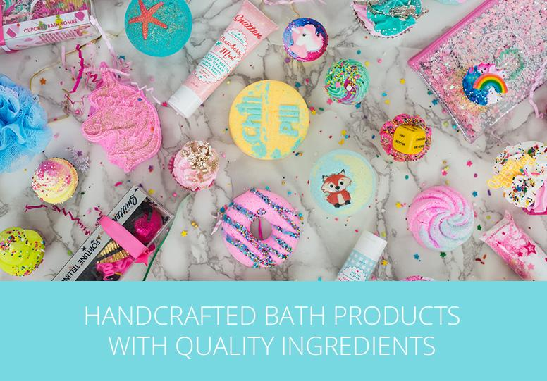 Feeling Smitten creates homemade bath products with quality ingredients