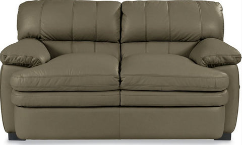 Chase Leather Loveseat