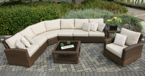 Portifino Sectional - 4 piece