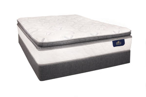 Serta Villa Bellagio VII Super Pillow Top Plush Mattress