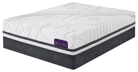 Serta iComfort Savant III Plush Mattress Set