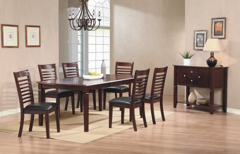 Winners Only Sante Fe 7 Piece Formal Dining