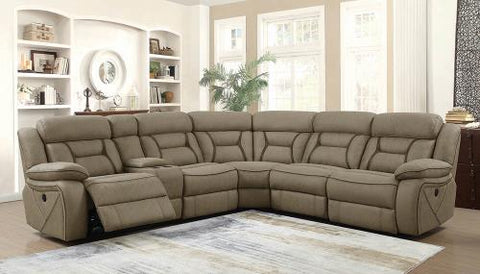 4 piece sectional #J11