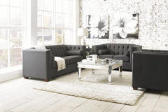 Cairns Collection: 2 pc Loveseat Sofa combo #J14