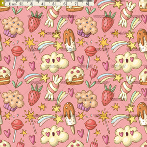 Retail: Sweet Treat Doodles in Pink