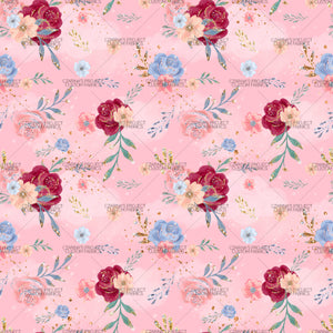 Retail - Florals on Pink