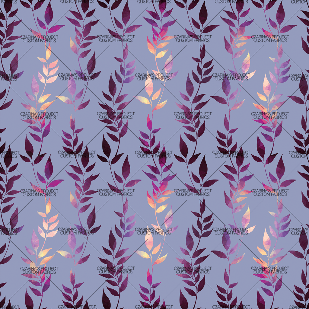 Retail - Mosaic Trellis Coordinating Fabric in Deep Periwinkle
