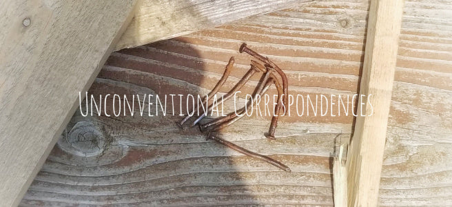 Unconventional correspondences: Old nails