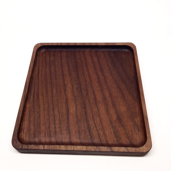 Black Walnut Altar Tray