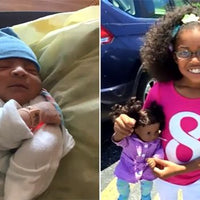 10-Year-Old Saves Newborn Baby
