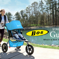 BOB Stroller Guide: Which is Right for You?
