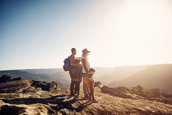 Why Family Travel is the Best Gift
