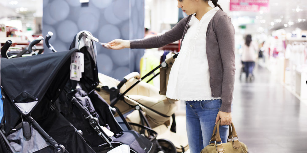 Having Five Babies In Under Eight Years Has Meant That Were Rarely Without A Few Key Pieces Of Baby Gear An Infant Car Seat Diaper Bag Carrier