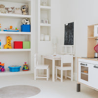 5 Steps to an Organized Playroom