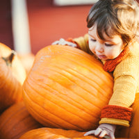 Top Tips for Baby's First Visit to the Pumpkin Patch
