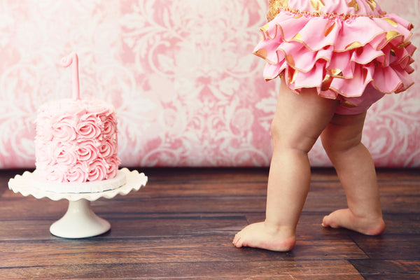 A Warning to Moms: Stay off Pinterest Before Baby's First Birthday Party